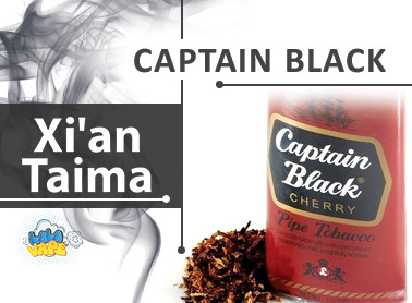 Ароматизатор Xi'an Taima Captain Black (Капитан Блэк)