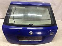 Б/у крышка багажника для Skoda Fabia 1 (2000-2007 г.) Хетчбек