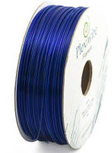 Пластик в котушці ABS+ 1,75 мм 1кг/400 м, Plexiwire, Синій