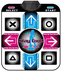 Танцевальный коврик X-TREME Dance Platinum + ТВ (6824)