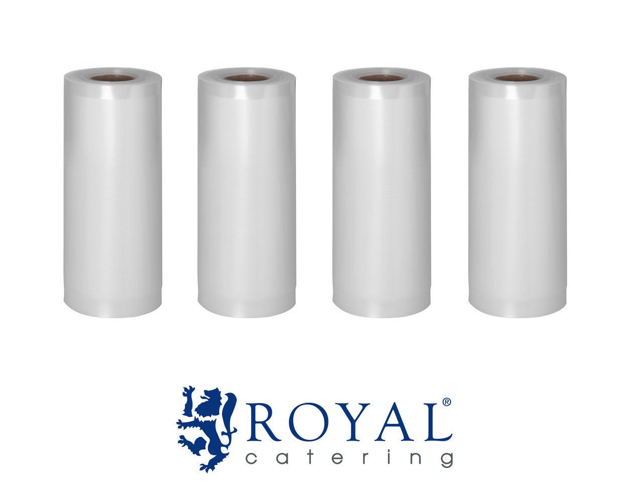 Плівка для вакуумної упаковки 600х20 см ROYAL