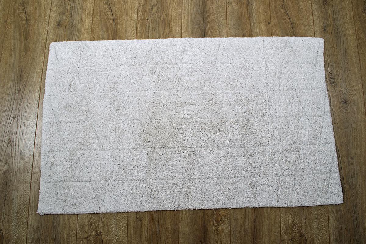 Коврик Irya - Kinsey silver серый 70*115