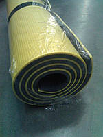 Каремат двухслойный, туристический коврик, плотность пены – 40 кг/м3, прочный, долговечный, 180*60*1,2 см