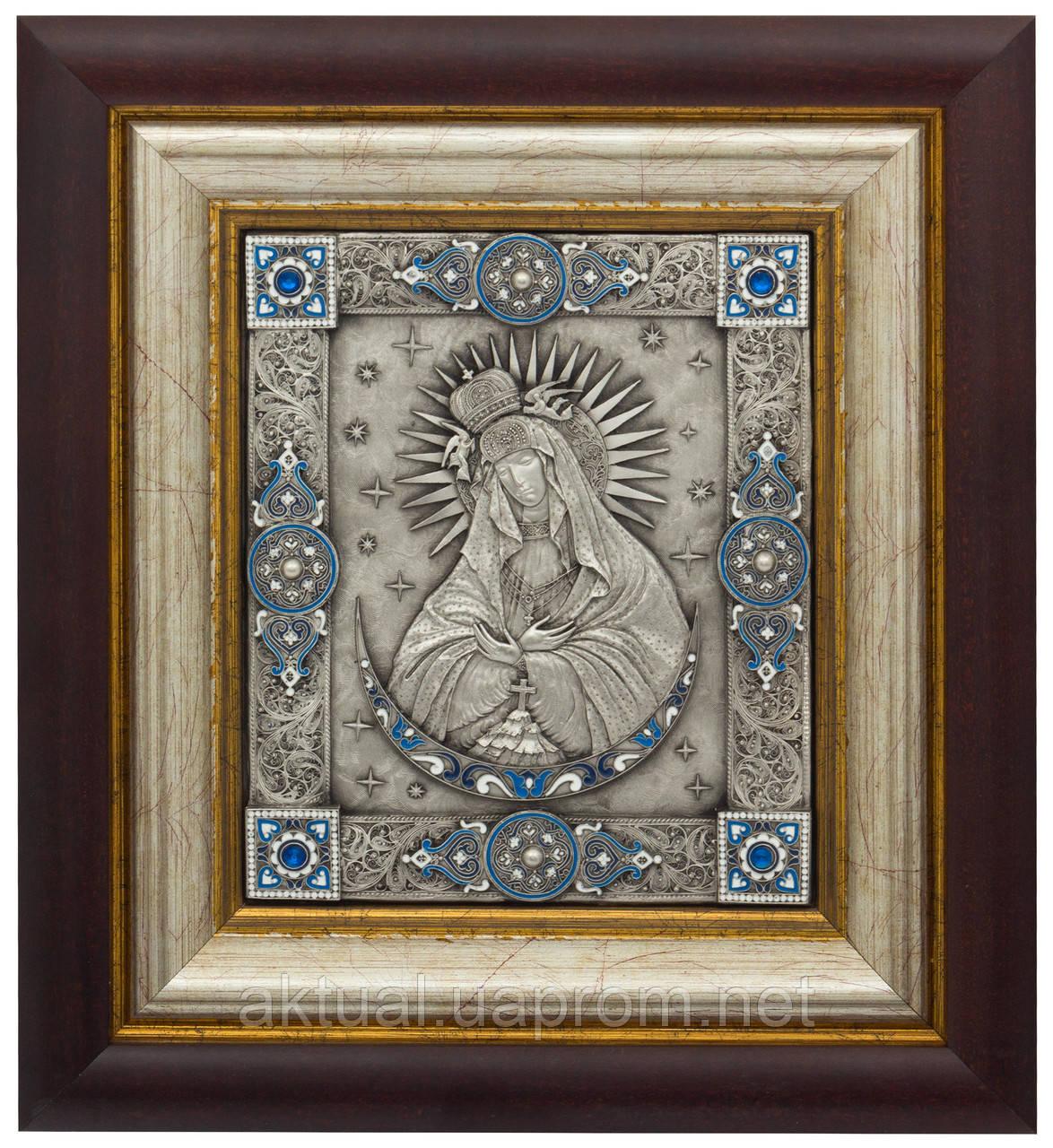 Икона Богородица Остробрамская