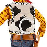 Кукла Говорящий Ковбой Вуди, История Игрушек / Woody Talking Figure 40 см, фото 3
