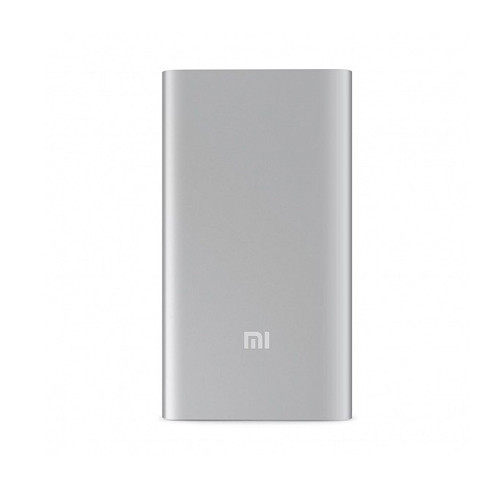 Внешний аккумулятор (Power Bank) XIAOMI Mi Power 2 5000 mAh Silver (VXN4226CN/VXN4236GL)