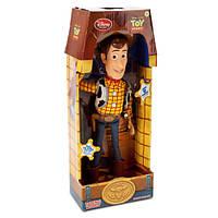 Говорящий Ковбой Вуди / Toy Story Woody Talking Figure 40 см, фото 1