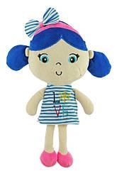 Плюшевая кукла морячка Baby Mix STK-18071G Blue