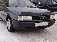 Дефлектор капота (мухобойка) AUDI 80, B-3 с 1986-1991 г.в.
