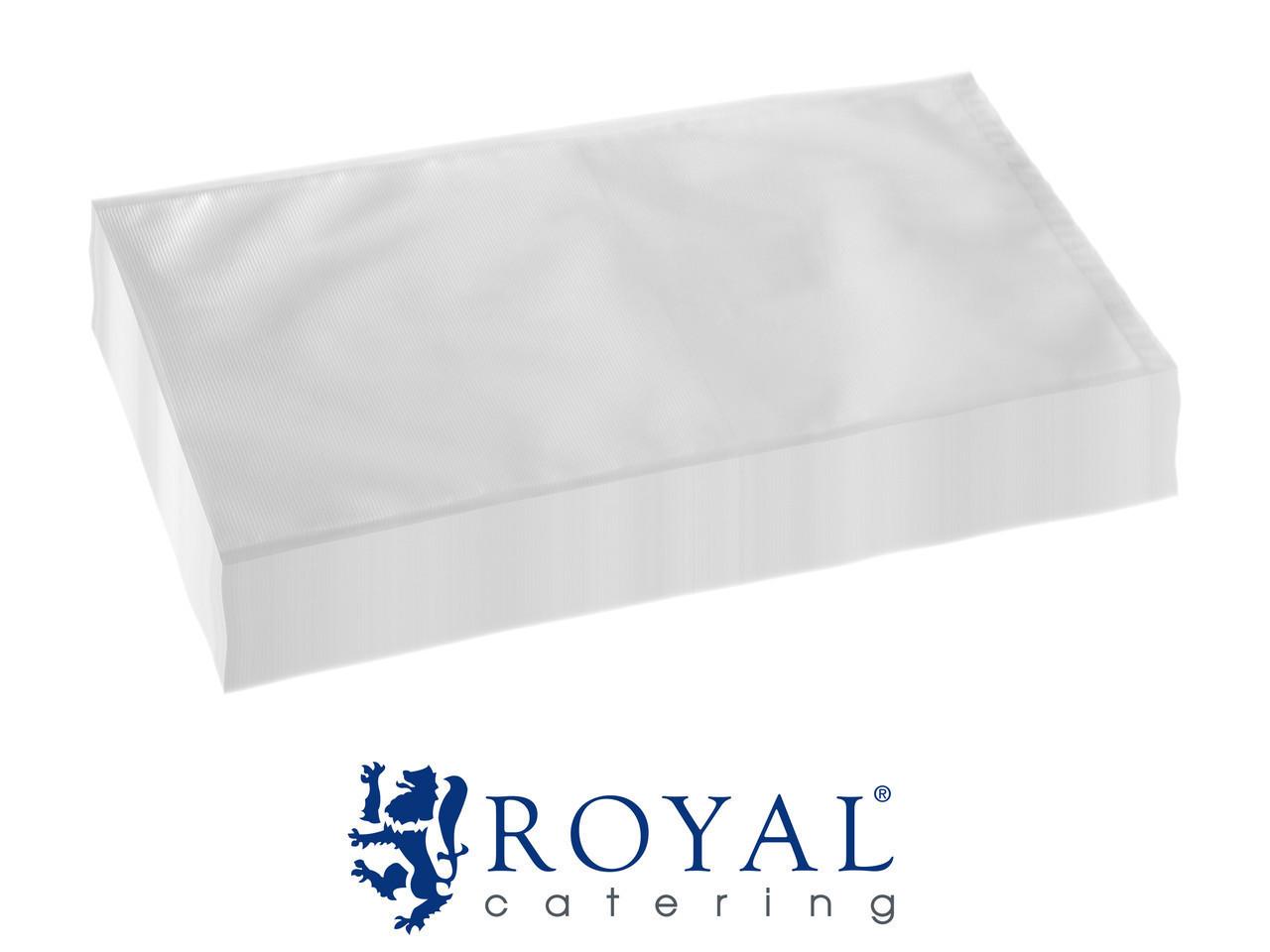 Мешки для вакуумной упаковки 28х40 см ROYAL