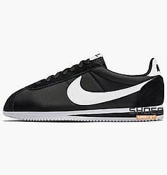 "Мужские кроссовки Nike Classic Cortez Nylon ""Black"" 807472-011 Оригинал"