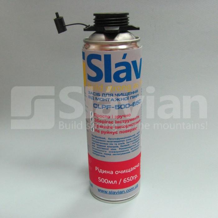 Средство для очистки от монтажной пены CLPF-500-650