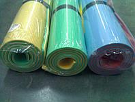 Каремат универсальный, 2 слоя, не пропускает влагу, отличная теплоизоляция, 180*60*0,8 см, плотность 50 кг/м3