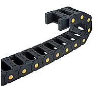 Гибкий кабель-канал с внутренним размером 25х25