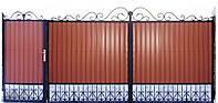 Ворота розпашні