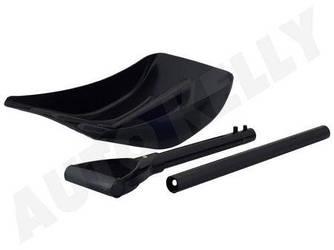 Лопата автомобильная для уборки снега (мобильная)