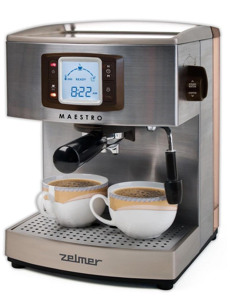 Кофеварка экспрессо ZELMER 13Z012
