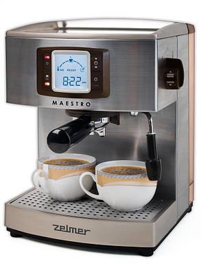 Кофеварка экспрессо ZELMER 13Z012, фото 2
