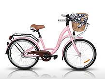 Молодежный городской велосипед GOETZE 24 3b, фото 2