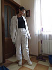 Комплект спецодежды куртка и брюки белые Wurth, фото 4
