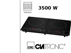 Индукционная плита Clatronic, фото 2