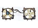 Вентилятор рад кондиционера 1.4 для Honda Civic MA, MB 1994-2001 38611P8CA01, 80161SR3000 + 80151S04003