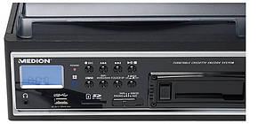 Проигрыватель магнитных лент VINYL TURNTABLE PLATE с MP3 USB SD, фото 2