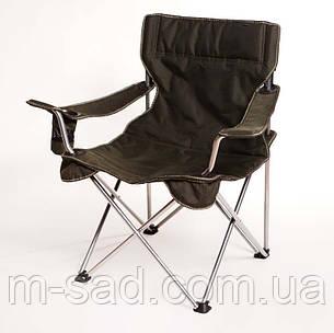 "Кресло ""Вояж-комфорт"" d16 мм (зеленый Меланж), фото 2"