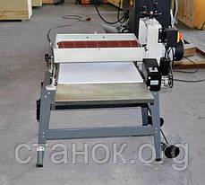 FDB Maschinen MM 560 /220 В калибровально-шлифовальный станок по дереву барабанный фдб машинен мм 560, фото 2