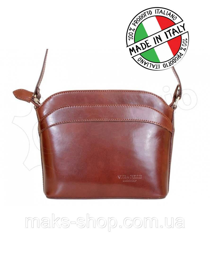 76b2d35e3c9b Итальянская женская сумка 100% кожа Италия - Maks Shop- надежный и  перспективный интернет магазин