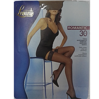 Панчохи жіночі Levante Romantic 30 den в бежевих кольорах
