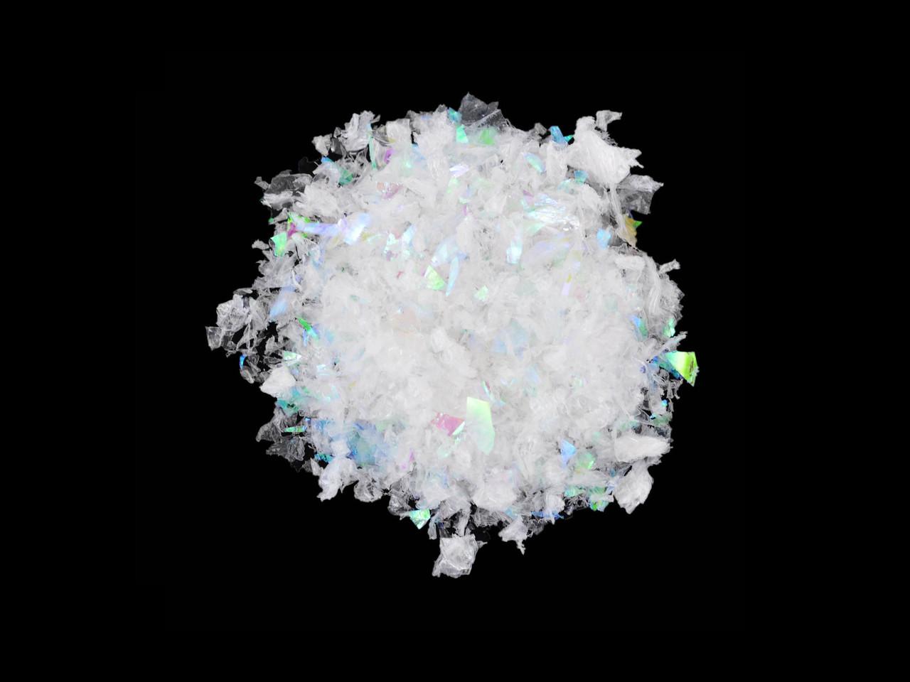 Снег искусственный блеск 80г - фото 3