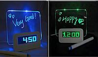 Настольные цифровые часы