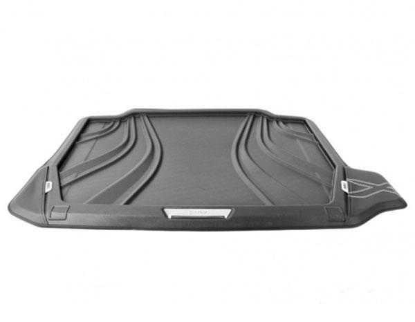 Оригинальный коврик багажного отделения BMW X3 (F25), X4 (F26), артикул 51472286007