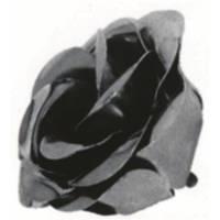 Кованый бутон розы 80 мм х 0.5 мм Арт. AD-53.000
