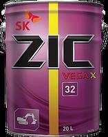 Гидравлическое масло ZIC VEGA X 32 (20 л)