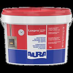 Моющаяся краска Aura Luxpro Extramatt 5л