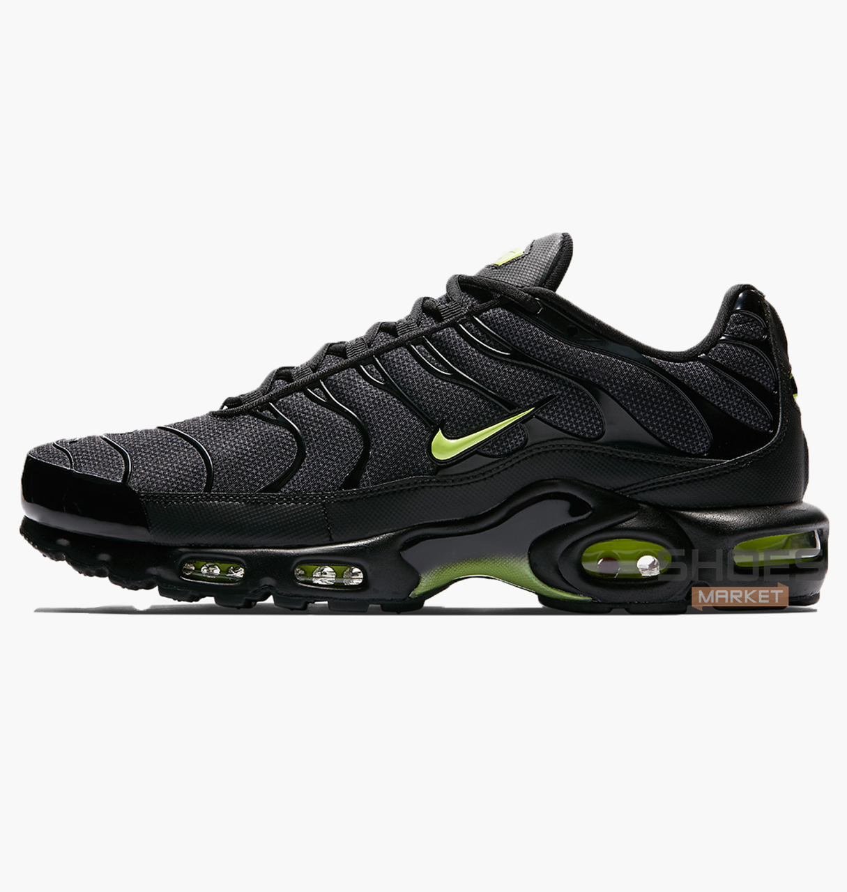 Мужские кроссовки Nike Air Max Plus SE Black AJ2013-001, оригинал