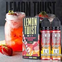 Премиум жидкости Lemon Twist Strawberry Queen 60мл  VG/PG 70/30 Оригинал