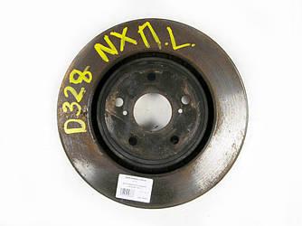 Диск тормозной передний Lexus NX 14-19 (Лексус НХ)  4351248110