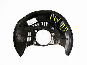Пыльник тормозного диска правый Lexus NX 14-19 (Лексус НХ)  4778142050