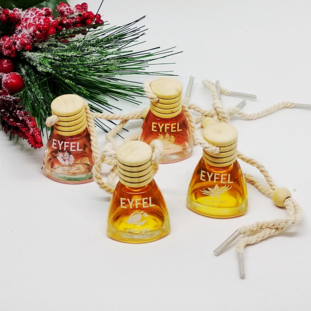 Аромадиффузор Eyfel парфюм для авто Ваниль 10 мл