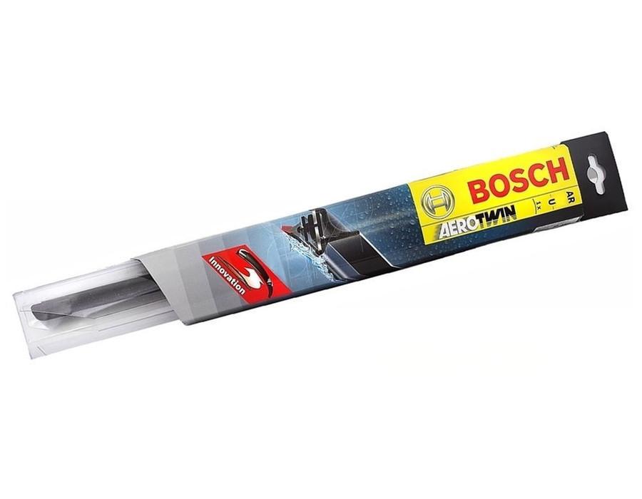 Щетка стеклоочистителя бескаркасная BOSCH Aerotwin RETRO 550мм