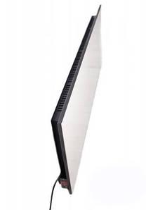 Керамический обогреватель Камин с усиленной конвекцией бежевый 525 Вт