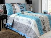 Полуторный комплект постельного белья ТМ Блакит (Белоруссия), Эксклюзив сатин, лучшая цена!