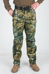 Штаны камуфляжные Клен зелёный