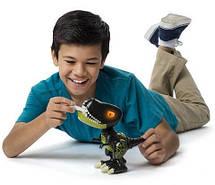 ZOOMER CHOMPLINGZ Интерактивная игрушка DINO PASZCZAK COBI, фото 2