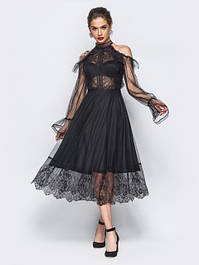 Нарядные женские платья