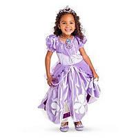 Детский карнавальный костюм Принцессы Софии. Sofia the First. Disneystore