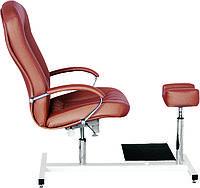 Кресло для педикюра с подставкой под ванночку Partos